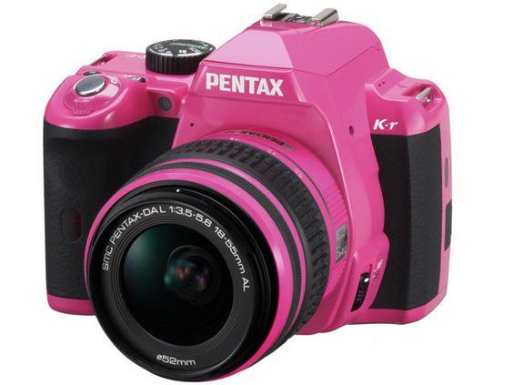 PENTAX K-r ボディ [ピンク] の製品画像