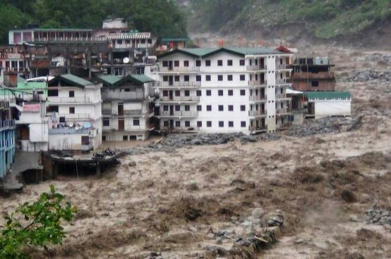 Flood in UTTARANCHAL ,INDIA