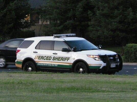 Merced County Sheriff Ford Police Interceptor