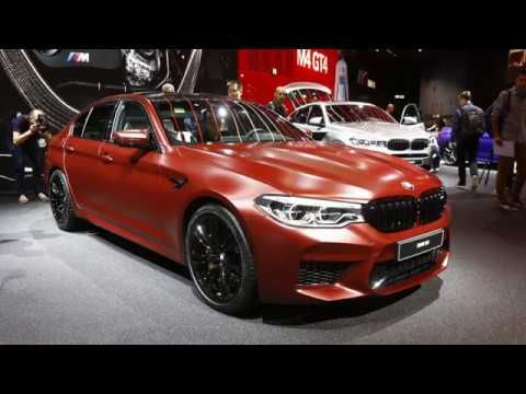2020 Bmw M5 Competition Modern And Powerful Bmw Bmw M5 New Bmw