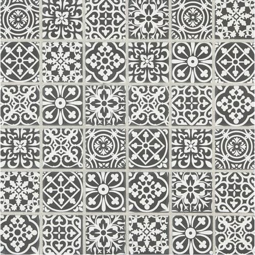 Royal Pattern Matte Ceramic Mosaic Royal Pattern Decorative Ceramic Tile Ceramic Tiles