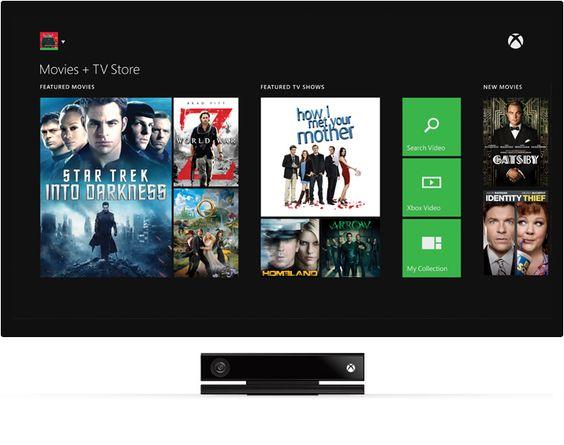 Xbox One: Games Plus Entertainment