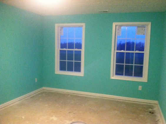 Sherwin Williams Tantalizing Teal Perfect For A Pre Teen