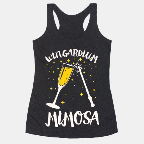 Show off your love for brunch and Harry Potter with this super cute and nerdy, drinking humor, Harry Potter spell, mimosa lover's shirt! Now practice your spells and finish off that... | Beautiful Designs on Graphic Tees, Tanks and Long Sleeve Shirts with New Items Every Day. Satisfaction Guaranteed. Easy Returns.: