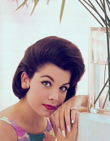 Annette Funicello  Today is Mickey Mouse Club Day, marking debut of the first TV series starring Annette Funicello and Shelley Fabaras on this date in 1955. A later version starred Keri Russell, Christina Aguilera, and Britney Spears.