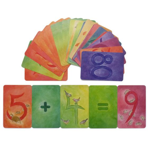 Going to DIY math cards like these!