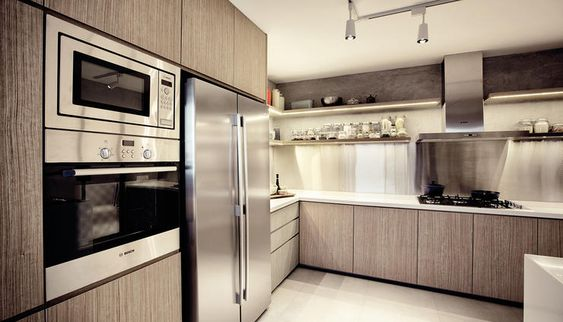 Designing A Sleek Modern Kitchen Modern Kitchen Cabinets Singapore And Home