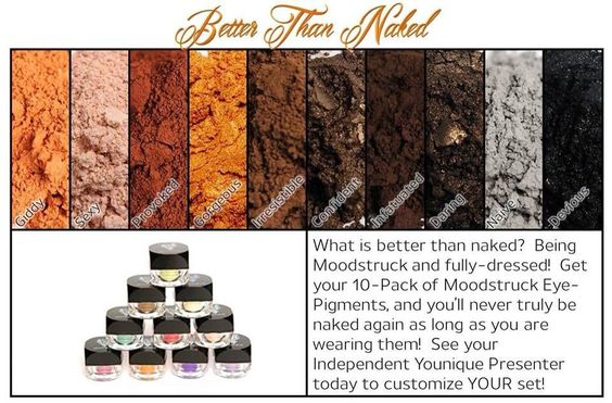 Forget Urban Decay...check out Younique pigments! Sweatproof, stays on all day, and 30 fabulous colors!! https://www.youniqueproducts.com/Dpeterson