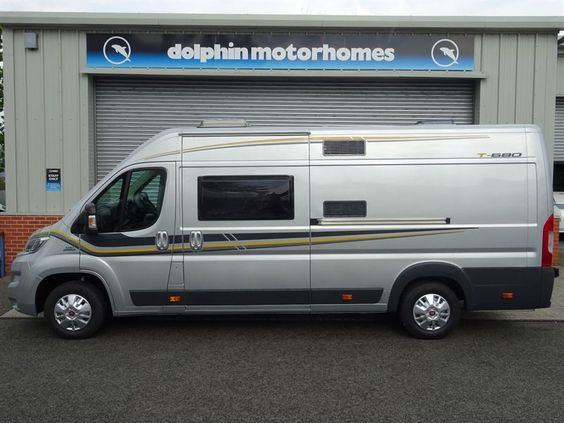 Trigano Tribute 680 - For Sale   New Motorhome   Dolphin Hampshire UK