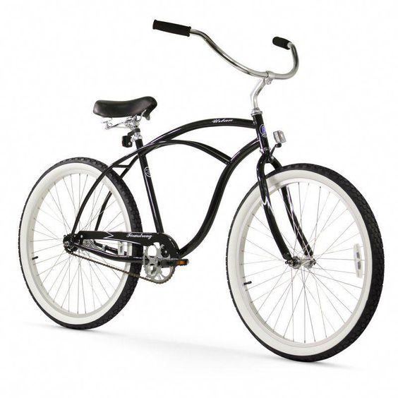 Firmstrong Urban Man 26 In Single Speed Beach Cruiser Bicycle Black 15254 Coolbikeaccessories Roadbikeac Beach Cruiser Bicycle Cruiser Bicycle Cruiser Bike