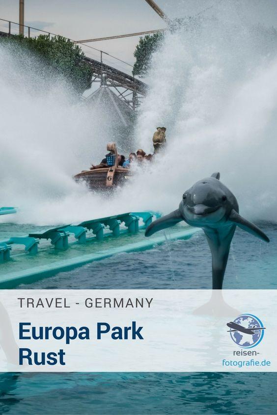 Europa Park Rust - auch als Nichtachterbahnfahrer ein Genuss.