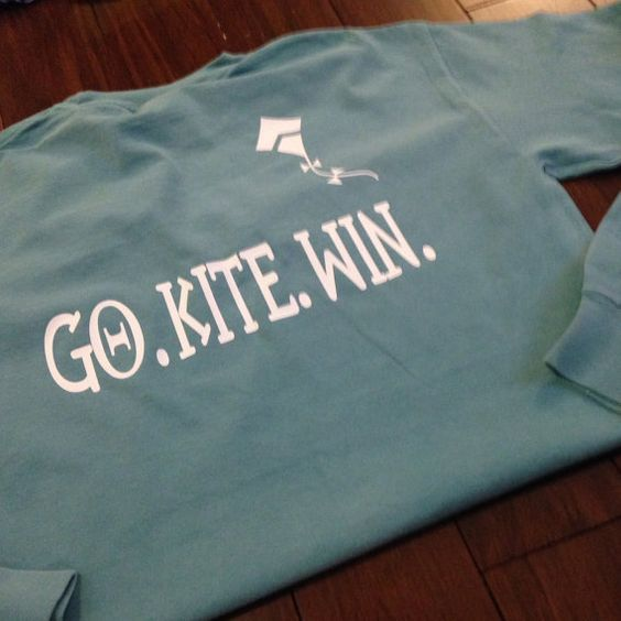Hey, I found this really awesome Etsy listing at https://www.etsy.com/listing/183750898/comfort-colors-go-kite-win-kappa-alpha  BAHH SO CYUTE