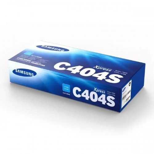Samsung Oryginalny Toner Clt C404s Cyan 1000s Samsung Xpress C430w C480fw C480w C480 C480fn Samsung Toner Cartridge Toner