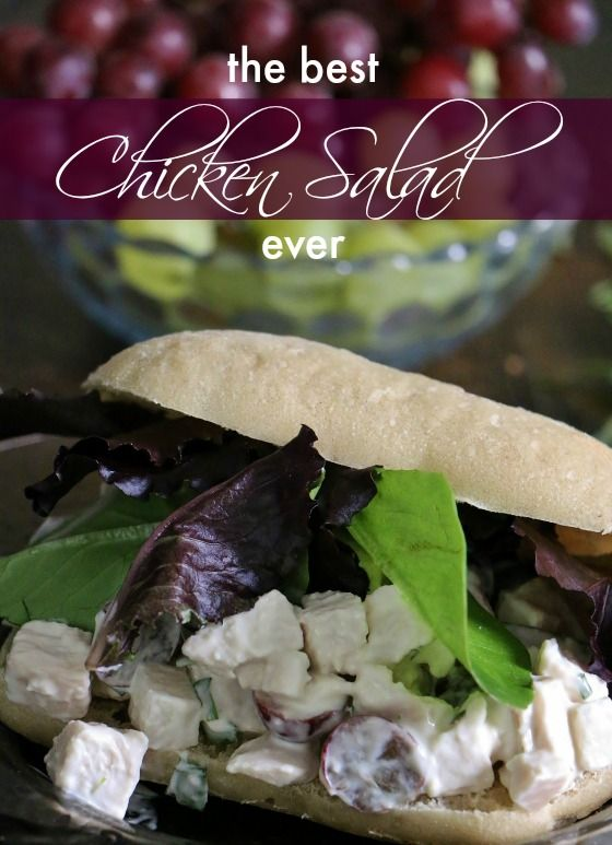 The best chicken salad I ever had was in a little restaurant on Newbury Street in Boston. For those of you whom have never been to Boston, Newbury street is the main shopping area. Well, at least it was when I was going to Boston University many moons ago. I spent a lot of time …