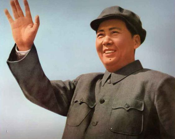 Mao zedong chairman mao was a chinese communist for Chairman mao