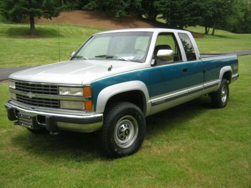 1993 Chevrolet C K Pickup 2500 Silverado Truck Old Trucks For