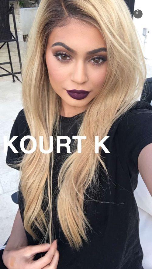 Kourt K, Lip Kit And Best Liquid Lipstick On Pinterest