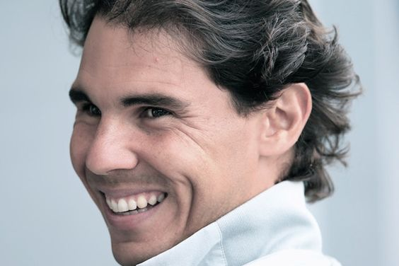 The heart of Nadal