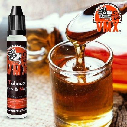 VMX - Tabaco Turco & Maple Mexico