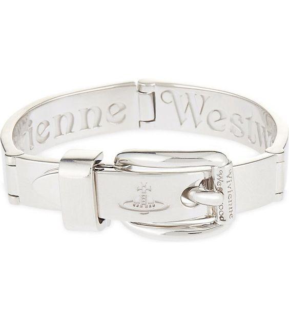 VIVIENNE WESTWOOD JEWELLERY - Raphael belt bracelet | Selfridges.com