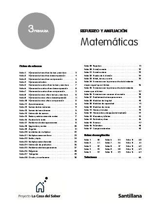 Libro de matematicas para niños pdf