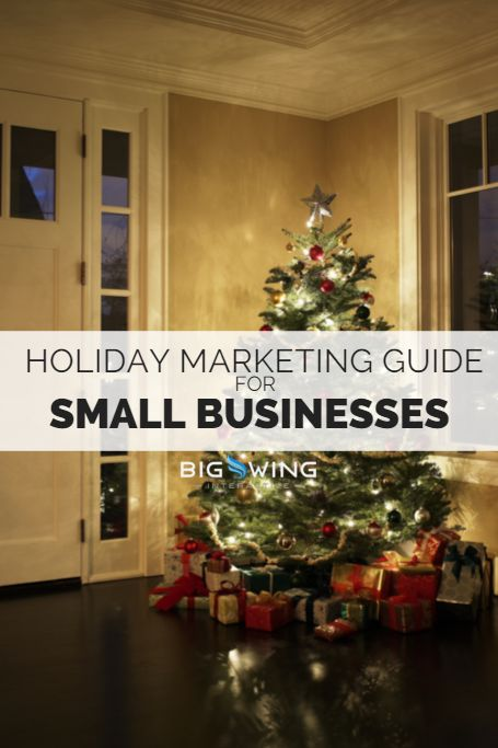 For small business owners the holiday season isn't a time for HO HO HO, it's a time to SELL SELL SELL.
