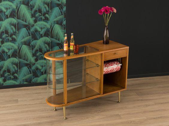 50er+Verkaufstheke,+Sideboard,+Kommode,+60er+von+MID+CENTURY+FRIENDS+auf+DaWanda.com