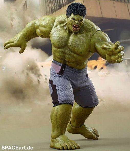 The Avengers 2: Hulk, Voll bewegliche Deluxe-Figur ... http://spaceart.de/produkte/tav009.php