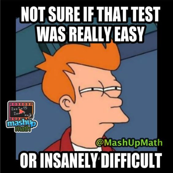 :joy: Hmmm!!! TAG A FRIEND & SHARE A LAUGH!  #Math #Maths #Student #TeacherLife #Studentlife #teahcersofinstagram #funny #meme #memes #comedy #joke #lol #teen #school #instacool #instafunny #mathmemes #friends #bestfriend #engineering #physics #lmao #lmfa