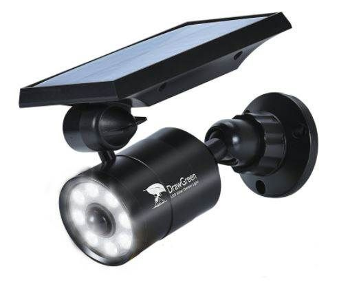 Smart Home Security Options For Your Mobile Home Mobile Home Living Motion Sensor Lights Outdoor Solar Security Light Solar Powered Security Light