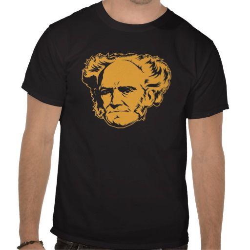 Schopenhauer shirt!! I must have it!