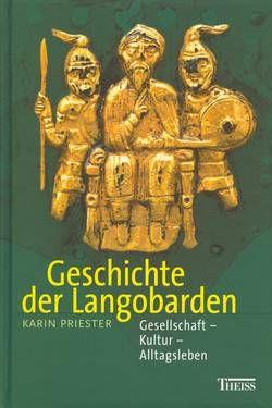 Buchcover Geschichte der Langobarden