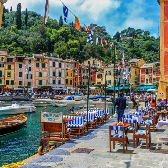 Portofino and wine bar Jolly