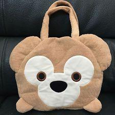 Duffy Tsum Tsum Tote Bag Hong Kong Disneyland Exclusive Disney bear