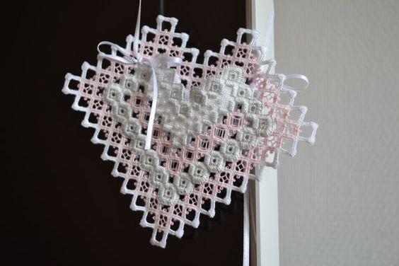 Heart shaped baggie by HandmadeParis on Etsy