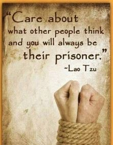Quote about not caring what others think | Quotes ...