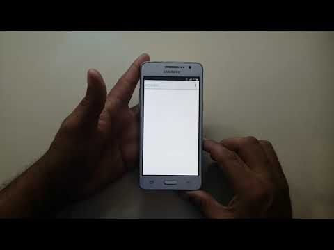 Quitar Cuenta Google Samsung Galaxy Grand Prime G531h Galaxy Grand Prime Samsung Galaxy Samsung