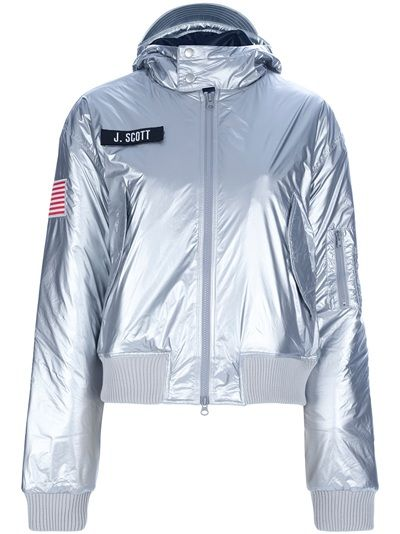 ADIDAS ORIGINALS BY JEREMY SCOTT 'Space' Shell Jacket