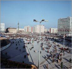 DDR - Berlin Alexanderplatz 1969