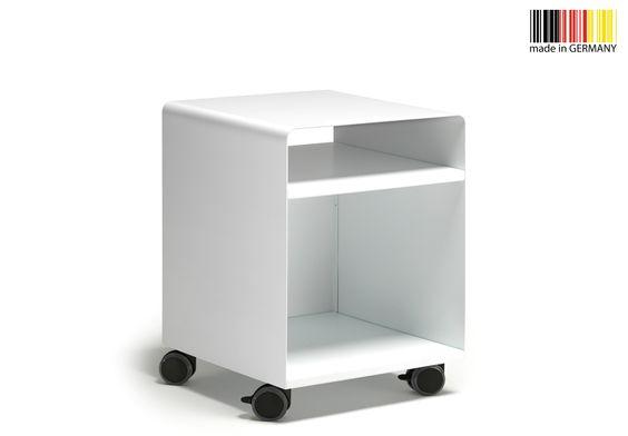 Regale und Sideboards | Scott Rollcontainer – amalfiweiß | avandeo Möbel-Online-Shop