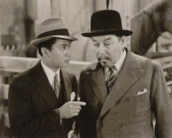 "Charlie Chan ( While Charlie chan actor was white ""number one son"" and his family on shows were of Asian descent):"