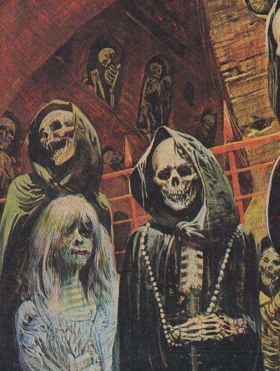 los amantes del comics de terror.................... Ecc0f97634ff575ad46423f30ee721a0