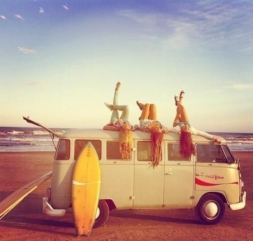 Who's up for a road trip? #SpringBreak #beachplease