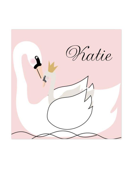 In verwachting van een prinsesje? Dan is dit chique geboortekaartje wat voor jou! #baby #prinses