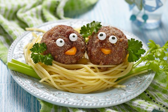 pratos divertidos para crianças - Pesquisa Google