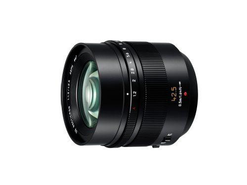 Panasonic H-NS043E Leica DG Nocticron F1,2/42,5mm ASPH Objektiv schwarz - kameras-kaufen.de...