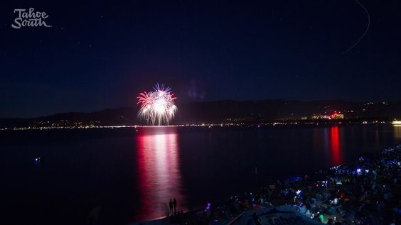 july 4th lake tahoe fireworks