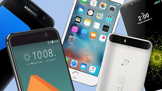 10 best mobile phones in the US today