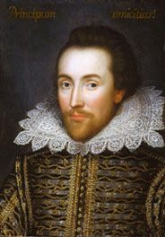 Lifetime Portrait Of  Shakespeare Discovered