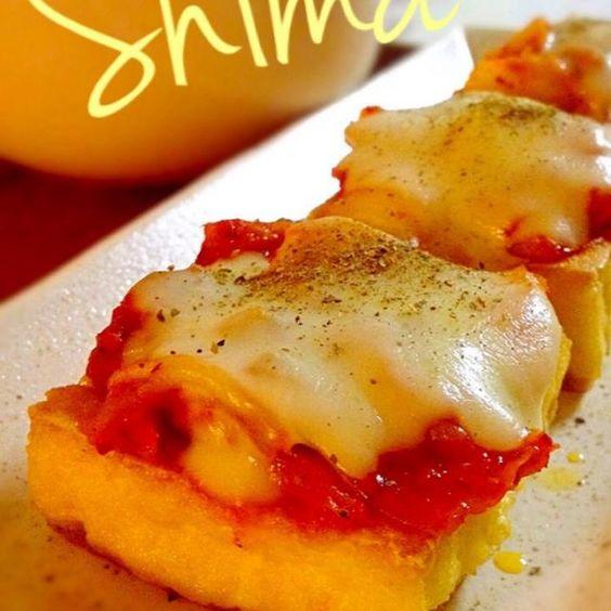 厚揚げをフライパンで 両面こんがり焼いて キムチとチーズ乗っけて蓋して チーズがとろけたら出来上がり(⌒▽⌒) お好みで山椒とラー油を垂らして♫ - 37件のもぐもぐ - 厚揚げのキムチーズピザ風*山椒ラー油仕立 by sh1ma